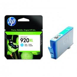 HP Tinta CD972AE (No.920XL) Cyan