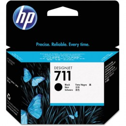 HP tinta CZ133A (No.711) Black (XL)