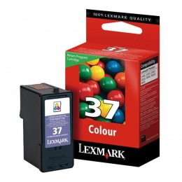Lexmark tinta 18C2140E (no.37) Color