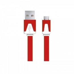 Esperanza Micro USB kabl 1,8m EB182R crveni
