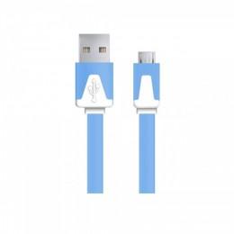 Esperanza Micro USB kabl 1,8m EB182B plavi