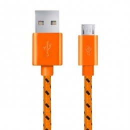 Esperanza Micro USB kabl 1m EB175OB narandžasti