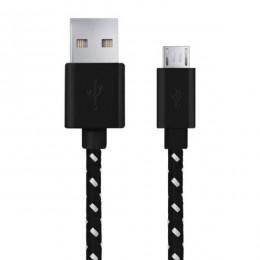 Esperanza Micro USB kabl 2m EB181R crni