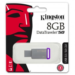 Kingston USB 3.1 stick 8GB DT50/8GB
