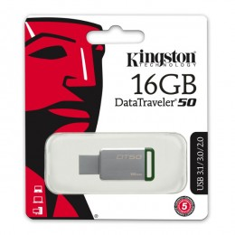 Kingston USB 3.1 stick 16GB DT50/16GB