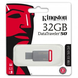 Kingston USB 3.1 stick 32GB DT50/32GB