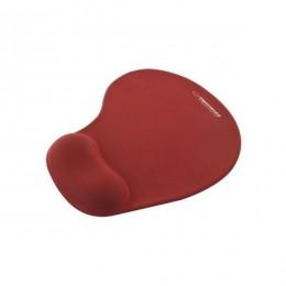 Esperanza podloga za miš gel EA137R crvena