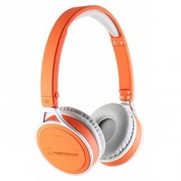 Esperanza slušalice Yoga EH160O Bluetooth oranž