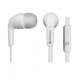 Esperanza slušalice s mikrofonom TH109W bijele