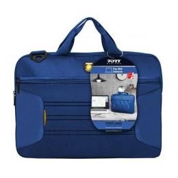 Port Designs Portland TL15 v torba za laptop 15,6 Plava