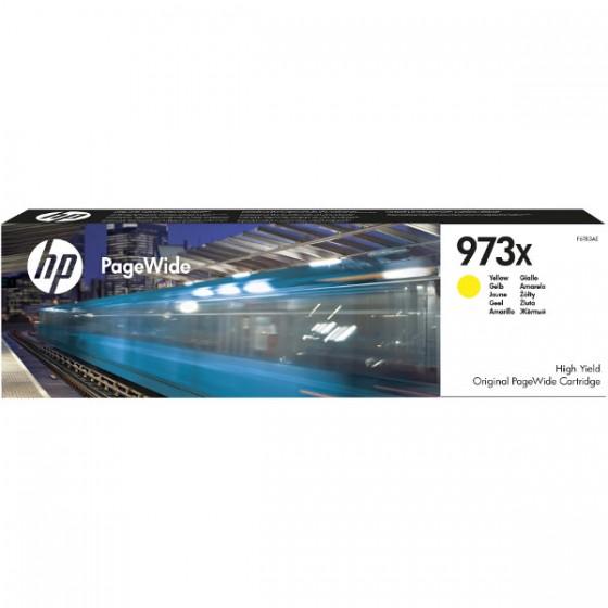 HP tinta No.973X Yellow (F6T83AE)