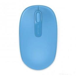 Microsoft miš WMM 1850 plavi, U7Z-00057