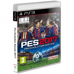 Pro Evolution Soccer 2017 za PS 3