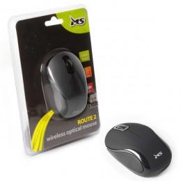 MS miš ROUTE 2 Wireless crni