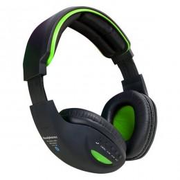 MS slušalice BASE bluetooth zelene