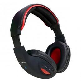 MS slušalice BASE bluetooth crvene