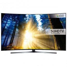 SAMSUNG LED Smart Ultra HD Curved TV 55KS9002