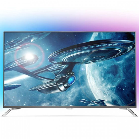 PHILIPS LED Smart Ultra HD Android TV 49PUS7101/12