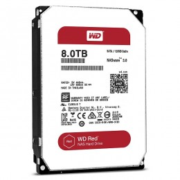 WD Red 8TB NAS HDD, WD80EFZX