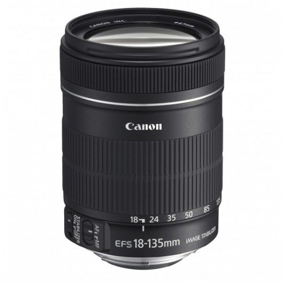 Canon objektiv EF-S 18-135mm f/3.5-5.6 IS STM