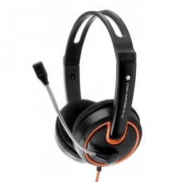 Esperanza slušalice s mikrofonom Hornet EH153O oranž