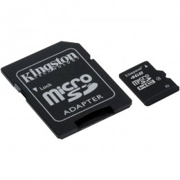 Kingston MC MicroSD 4GB, SDC4/4GB