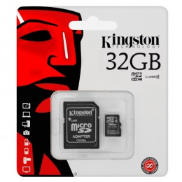 Kingston MC MicroSD 32GB, SDC4/32GB