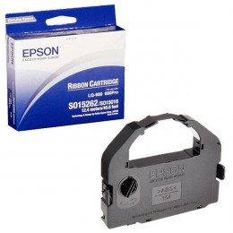 EPSON Ribon C13S015262 Black