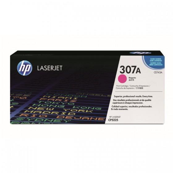 HP Toner CE743A (307A) Magenta