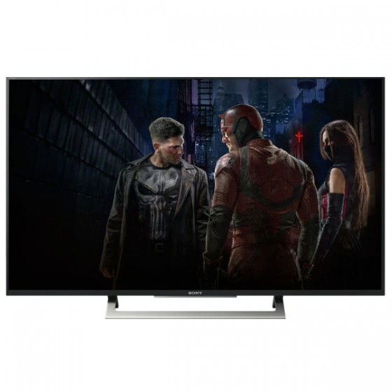 Sony LED TV 49'' XD8077 4k HDR Android