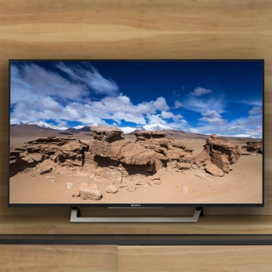 Sony LED TV 49'' XD8305 4k HDR Android