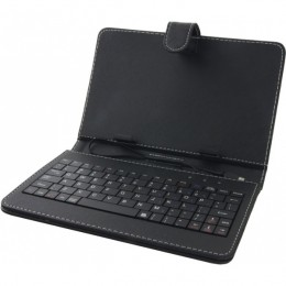 Esperanza futrola za tablet 7'' MADERA sa tastaturom EK123