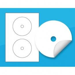 Naljepnice CD/DVD 50 komada