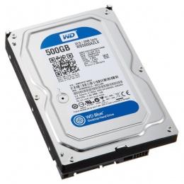 WD Blue 500 GB, WD5000AZLX, 32MB SATA3