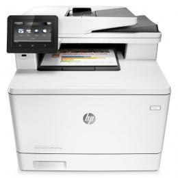 HP Color LaserJet Pro MFP M477fn (CF377A)