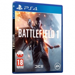 Battlefield 1 za PS4