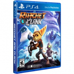 Ratchet and Clank za PS4