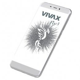 Vivax SMART Fly 3 Dual SIM Silver