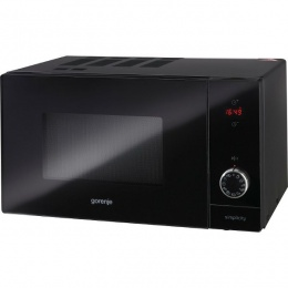 Gorenje mikrovalna pećnica Simplicity 2, MO 6240 SY2B, digitalna, crna