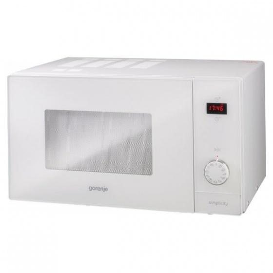 Gorenje mikrovalna pećnica Simplicity 2, MO 6240 SY2W, digitalna, crna