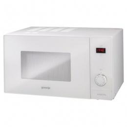 Gorenje mikrovalna pećnica Simplicity 2, MO 6240 SY2W, digitalna, bijela