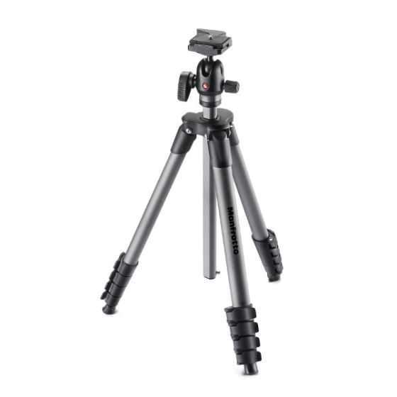 Manfrotto stativ Compact Advanced with ball head
