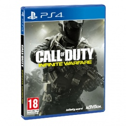 Call of Duty: Infinite Warfare za PS4