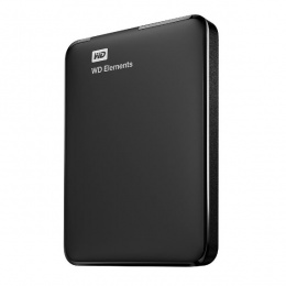 WD Externi 750GB Elements Portable, WDBUZG7500ABK, 2,5, USB 3.0