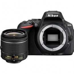 Nikon D5500 + 18-55mm AF-P DX