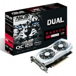 Asus DUAL AMD Radeon RX460 2GB DDR5