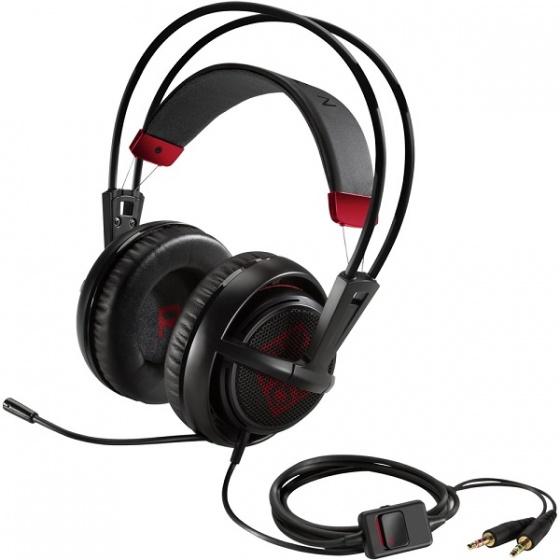 HP OMEN Gaming Headset, X7Z95AA