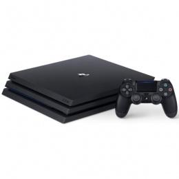 Sony PlayStation 4 PRO 1TB crna