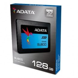 ADATA SSD SU800 128GB 3D Nand, ASU800SS-128GT-C