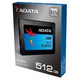 ADATA SSD SU800 512GB 3D Nand, ASU800SS-512GT-C